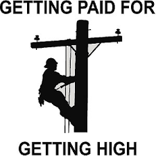 Getting Paid For Getting High Decals Country Boy Customs Store