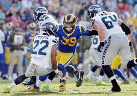Aaron Donald and Joe Greene make a connection — and a Super Bowl ...