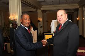 File:Billy Davis and Alvin Smith, Bahamas Speaker of House 2-14-08.jpg -  Wikimedia Commons