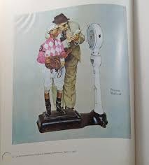 norman rockwell artist by thomas s