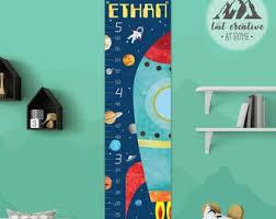 Rocket Room Decor Etsy