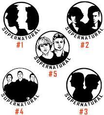 Supernatural Vinyl Decal Sticker Anti Possession Sam Dean Winchester Car Window Ebay