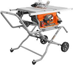 Rate This Deal New Ridgid Table Saw With Roller Stand For 299 11 17 2019