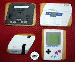 Consolas Nintendo Retro Planeta Cookie