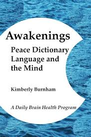 peace poetry brain health exercises daily words kimberly