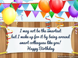 birthday wishes for colleagues es