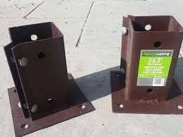Fence Post Brackets For Sale In Glenageary Dublin From Giddings