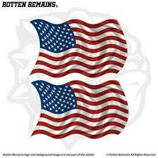 Sponsored Ebay American Waving Flag Decal Set Usa United States Vinyl Car Sticker Rh Emv Flag Decal Vinyl Car Stickers Car Stickers