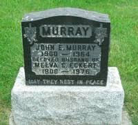 Melva C. Murray (Eckert) (1900 - 1976) - Genealogy