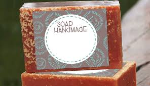 free handmade soap label printables