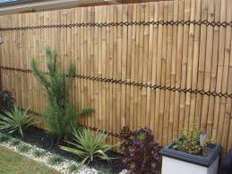 Bamboo Fence Panels Privacy Fence Ideas Bamboo Poles Fence Garden Decor Ideas Bamboo Garden Fences Bamboo Garden Bamboo Privacy Fence