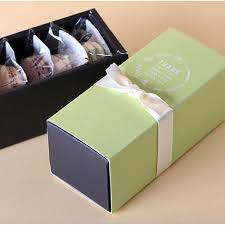 macaron gift box at rs 40 piece paper
