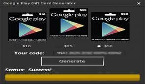 free google play gift card generator