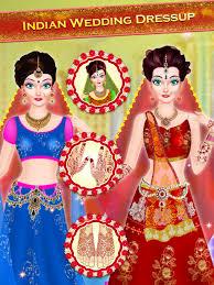 indian wedding makeover makeup app