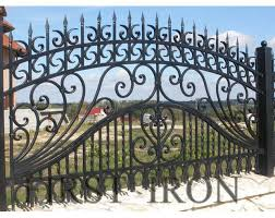 Panels For Outdoor Metal Wrought Iron Porch Railings My Blog