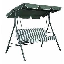 swing seat garden hammock cover