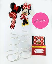 Tarjetas De Invitacion Para Cumpleanos Minnie Mouse S 65 00 En