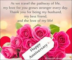 wedding anniversary messages for your wife t