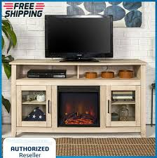 electric media fireplace led fire stone