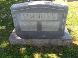 Ivy Bilyeu Simmons (1884-1948) - Find A Grave Memorial