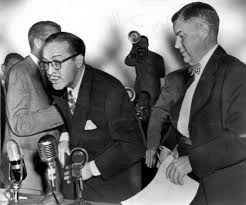 He was blacklisted in a national witch hunt. Yet writer Dalton Trumbo never  lost his integrity.