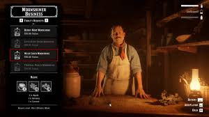 red dead moonshine recipes guide