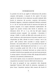 La testimonianza del prossimo congiunto dell'imputato - Tesi di ...