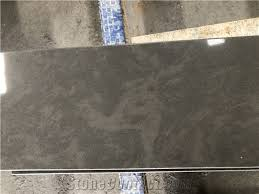 brown crushed recycled glass stone tops