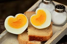 Free Images : dish, boiled egg, cuisine, ingredient, breakfast, finger  food, egg yolk, heart, toast, comfort food, meal, bread, brunch, produce,  baked goods 4266x2844 - - 1616453 - Free stock photos - PxHere