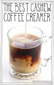 the best cashew coffee creamer it