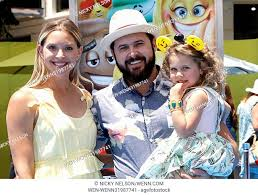 The Emoji Movie' Los Angeles premiere at the Village Theater Featuring: Abigail  Ochse, AJ Buckley, Stock Photo, Picture And Rights Managed Image. Pic.  WEN-WENN31987741 | agefotostock