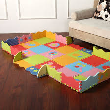 China Number Cut Pattern Mixed Color Puzzle Mat Color Eva Foam Mat Interlocking Design Anti Slip Mat Foam Material For Kids Playing China Educational Toy Alphabet Puzzle Floor