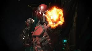 deadshot dc ics injustice 2