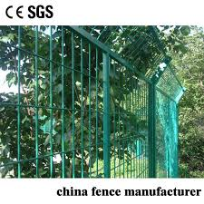 China Decorative And Protective High Strength Metal Frame Wire Mesh Garden Edging Fencing China Fence Pvc Coated Fence