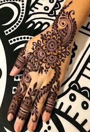 Mehndi Design Bridal Party