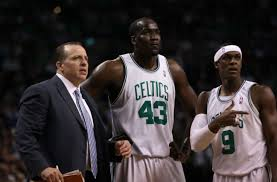 Kendrick Perkins still has former Boston Celtics teammate Rondo's back