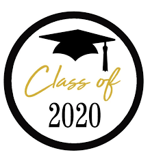 Graduation Stickers, Class of 2020, Graduation Party Favor ...
