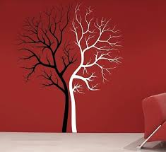 Home Decorating Photo Couple Tree Wall Sticker Tree Wall Decal Tree Wall Stickers Tree Wall Art