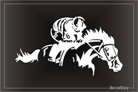 Horse Racing Decals Stickers Decalboy