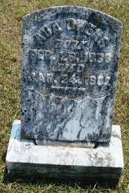 Samantha Ada Owens (1868-1902) - Find A Grave Memorial