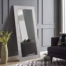 large silver mirror com