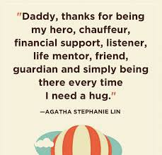 father daughter quotes that will warm your heart