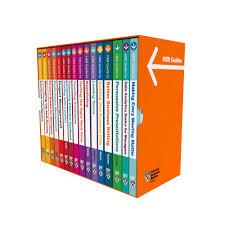 Harvard Business Review Guides Ultimate Boxed Set (16 Books) 9781633697829  - DOKUMEN.PUB