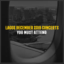 upcoming concerts in lagos