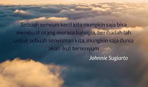 quotes of the day page johnnie sugiarto