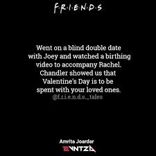 chandler is friendship goals happyshappy
