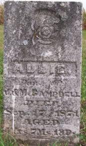CAMPBELL, ADDIE - Iowa County, Iowa | ADDIE CAMPBELL - Iowa ...