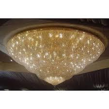 modern ceiling mounted lighting glass