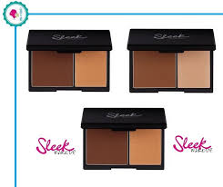 new sleek makeup face contour kit