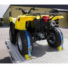 atv strap with 4 in e track kit